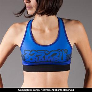 Scramble Combat Sports Bra